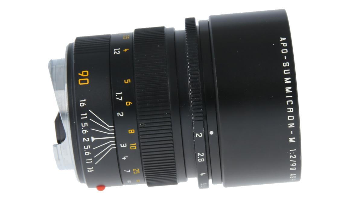 Leica APO-SUMMICRON-M 90mm f/2, Used