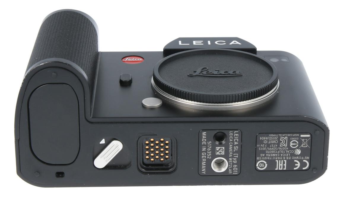LEICA SL (type 601), Used