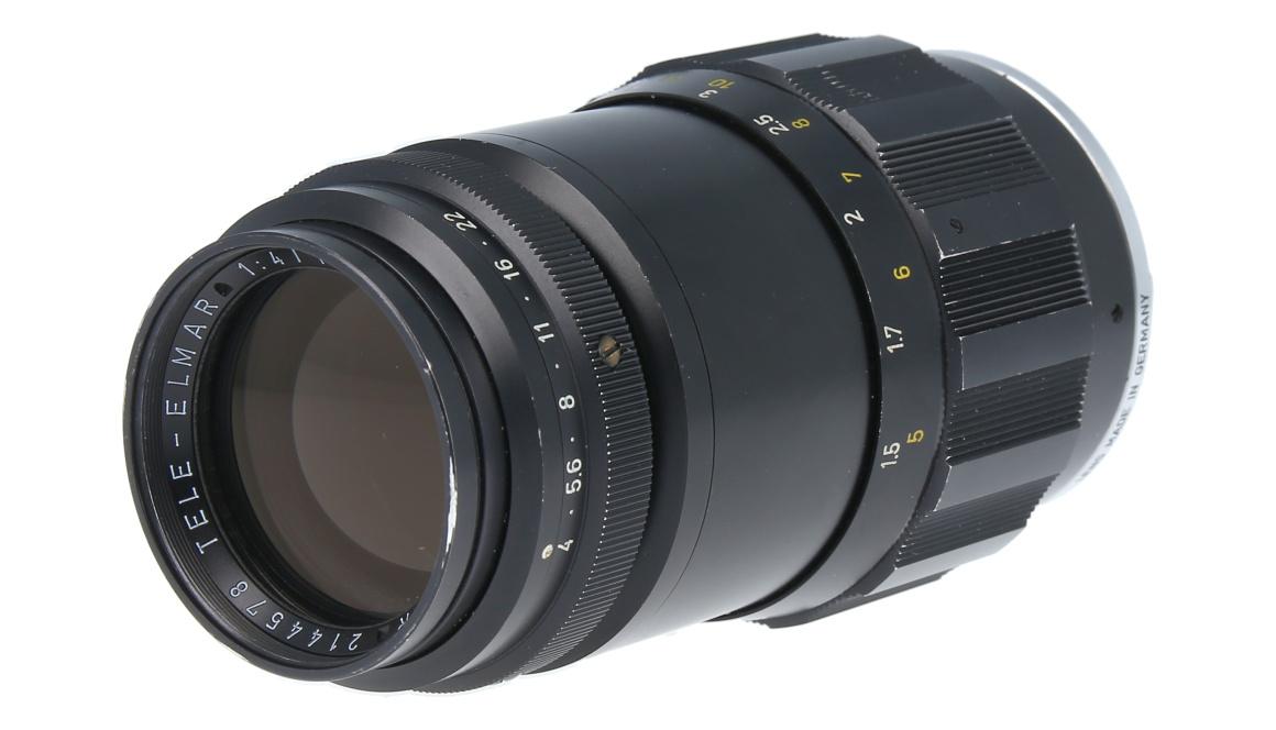 Leica Tele-Elmar-M 135mm F4, Used