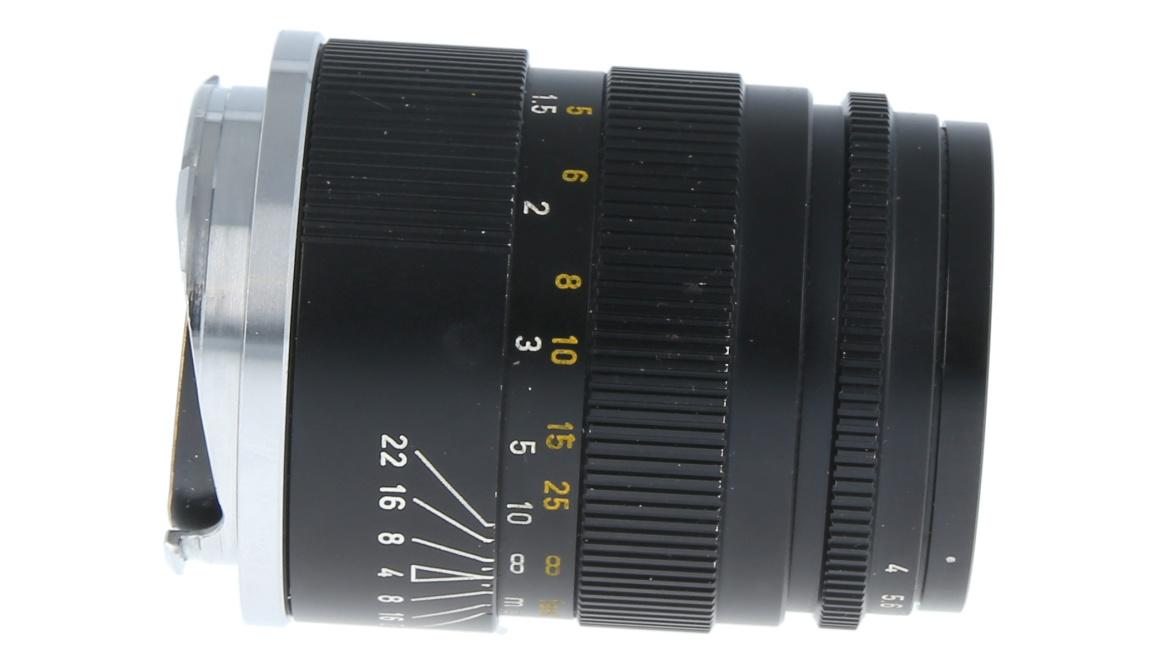 Leica Elmar-C 90mm F2.8, Used