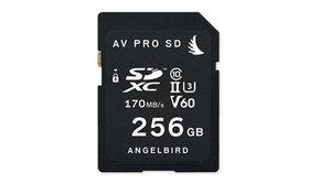 Angelbird Angelbird, AVpro SDXC UHS-II V60 256GB