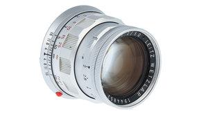 Leica Leica SUMMICRON-M 50mm F/2.0, Used