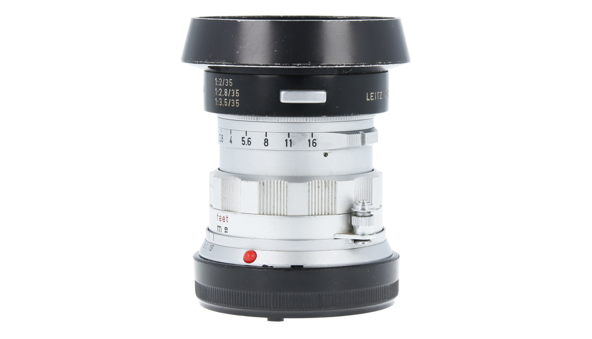 Leica SUMMICRON-M 50mm F/2.0, Used