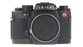 Leica LEICA R7, Black, Used