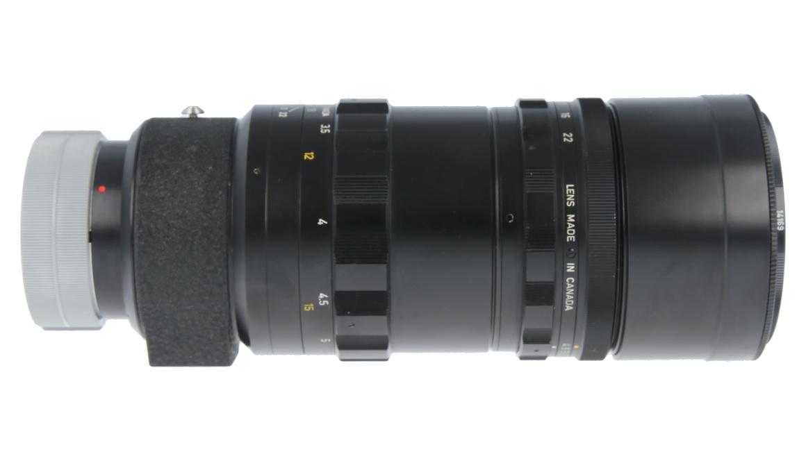 Leica TELYT-R 280mm F/4.8, Used