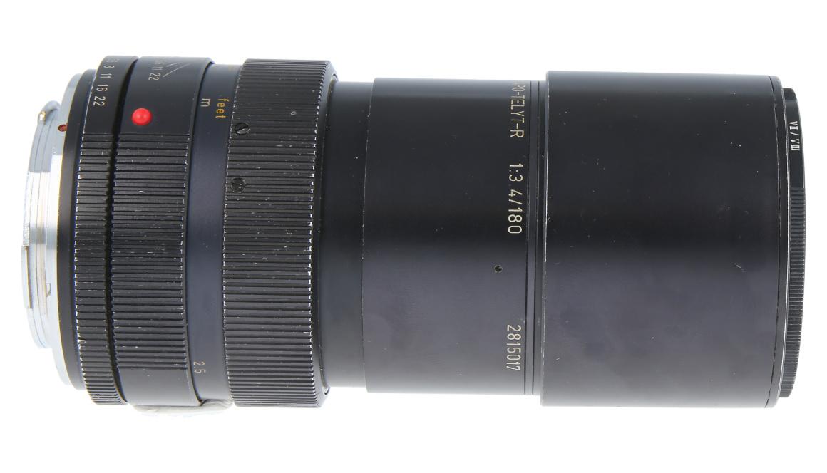 LEICA APO-Telyt-R 180mm f/3.4, Used