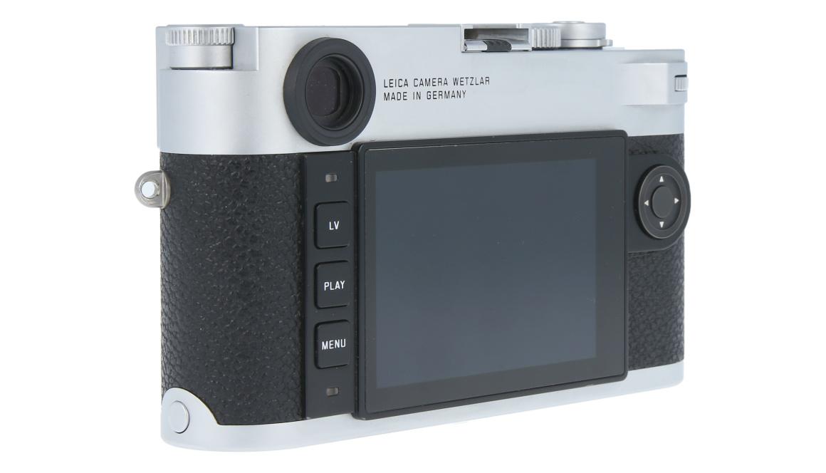 Leica M10, Silver Chrome, Used