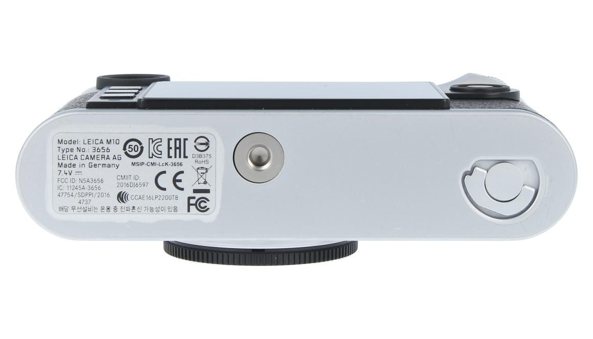 Leica M10 Silver Chrome Finish, Used
