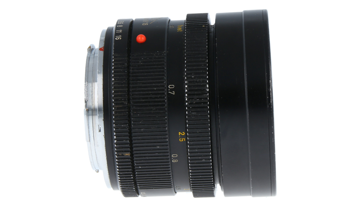 LEICA Summicron-R 90mm F/2.0, Used