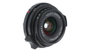 Voigtlander Voigtlander Color Skopar 21mm F/4.0, Used.