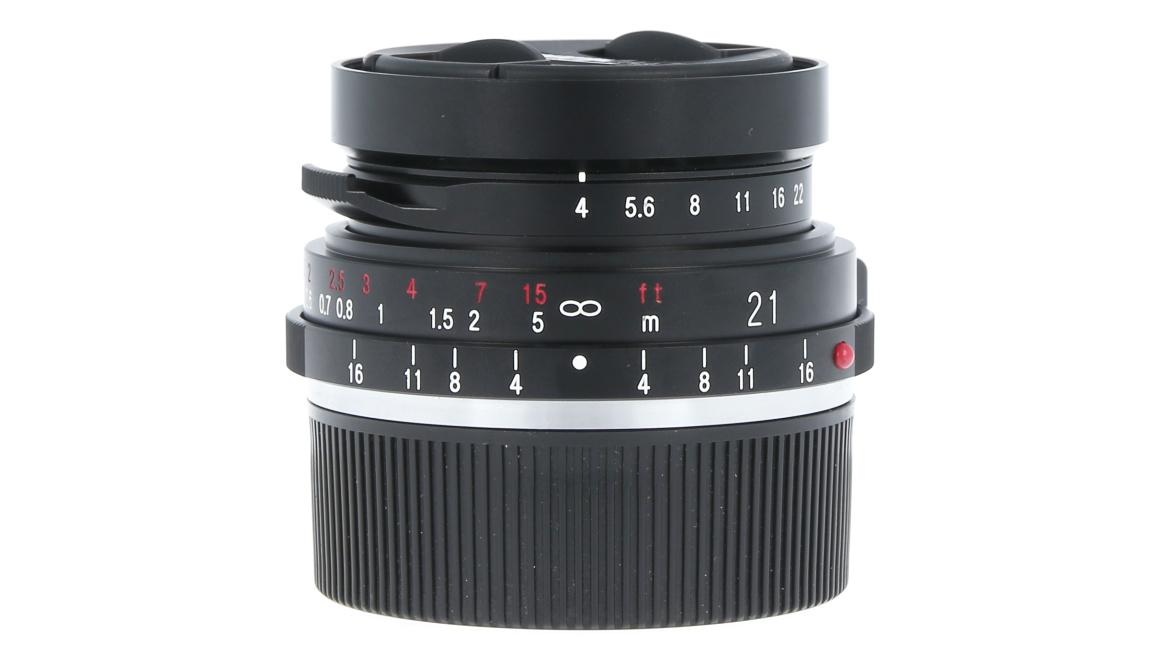 Voigtlander Color Skopar 21mm F/4.0, Used.