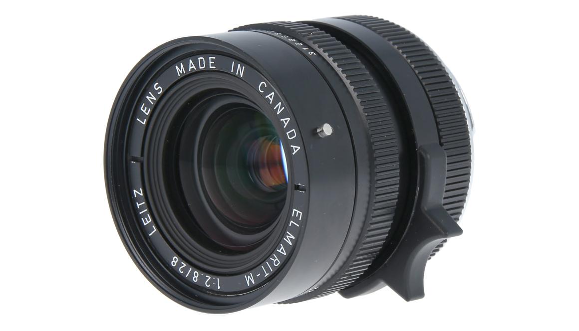 Leica ELMARIT-M 28mm F2.8 V3, Used