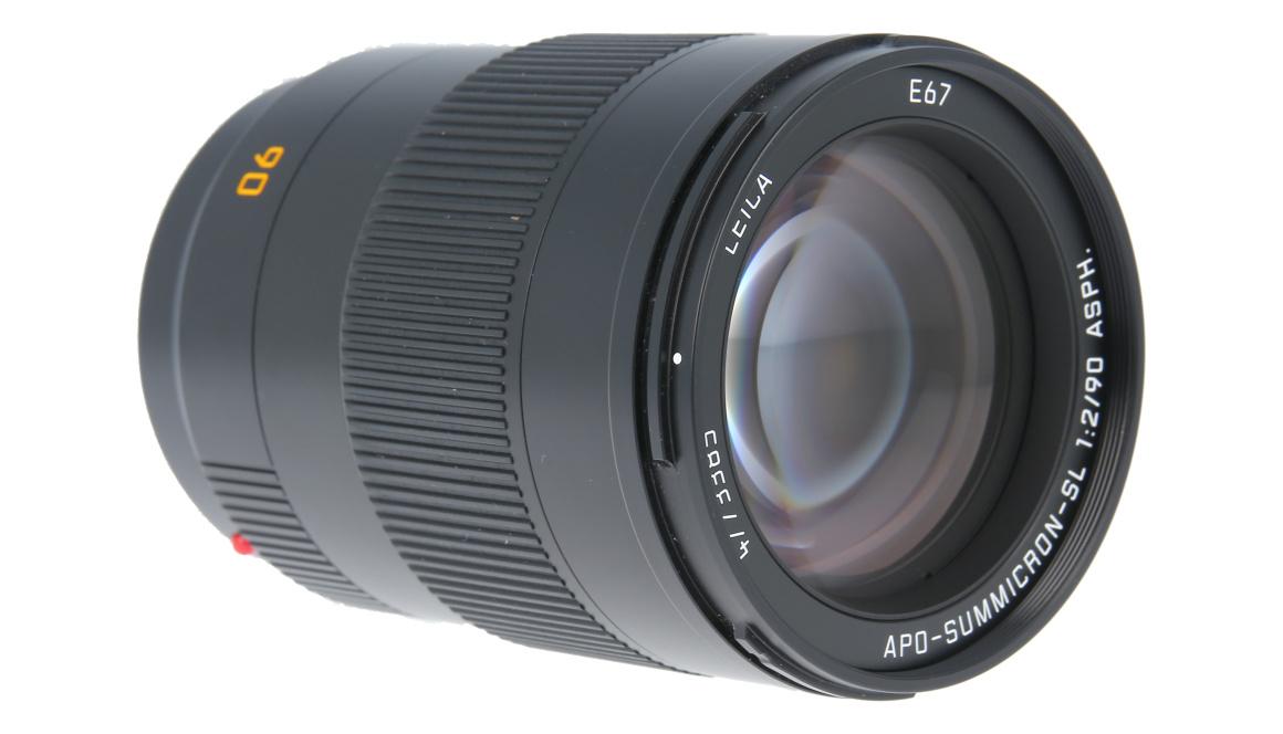 Leica APO-SUMMICRON-SL 90mm F2, Used