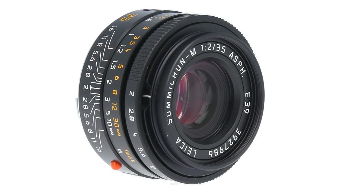Leica SUMMICRON-M 35mm F/2.0, Used