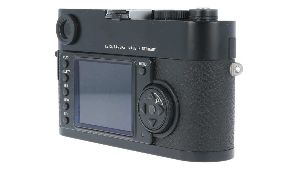 Leica M9 Black, Used