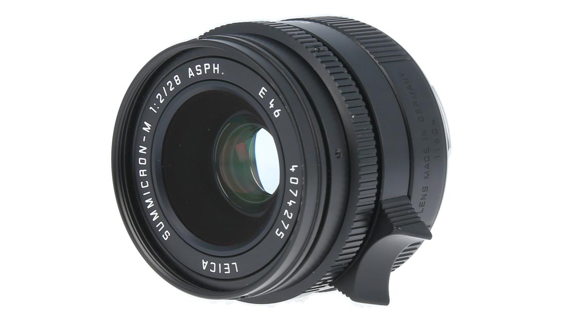 Leica SUMMICRON-M 28mm F2.0, Used