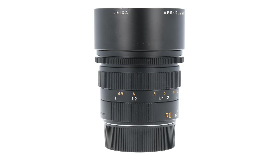 Leica APO-SUMMICRON-M 90mm F2.0, Used