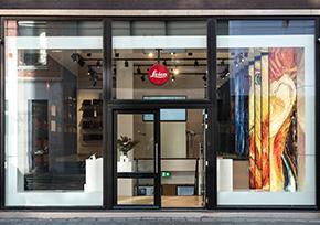 Leica Store Amsterdam