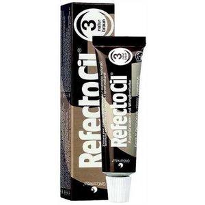 Refectocil Eyelash & Eyebrow Colour Natural Brown 15 gr (3)