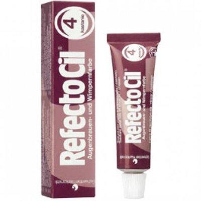 Refectocil Eyelash & Eyebrow Colour Auburn 15 gr (4)