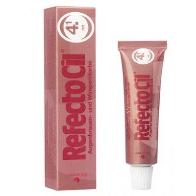 Refectocil Eyelash & Eyebrow Colour Red 15 gr (4.1)