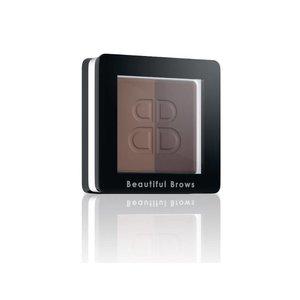 Fab Brows Beautiful Brows Duo Kit Light Brown/ Medium Brown