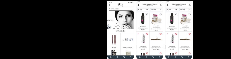 BrowShop App