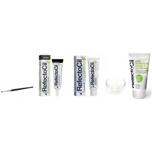 Refectocil Augenbrauen- & Wimpernfarbe Starter-Kit Sensitive