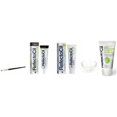 Refectocil Augenbrauen- & Wimpernfarbe Starter-Kit Sensitive
