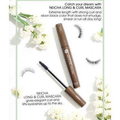 Neicha Long & curl mascara