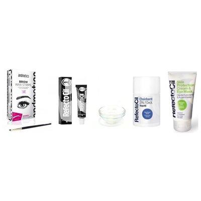 Refectocil Starter-Kit zum Färben & Stylen Ihrer Augenbrauen