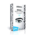 Andmetics Eye Brow Wax Strips Mannen