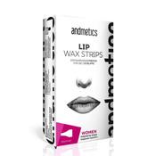 Andmetics Lip Wax Strips Frauen