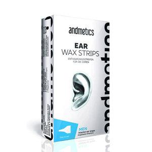 Andmetics Ear Wax Strips Männer