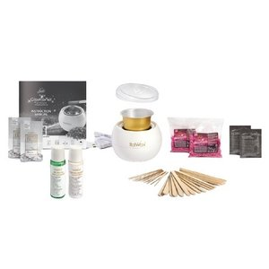 ItalWax Glowax Face Wax Set