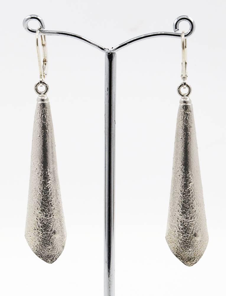 Ohrringe Silberkelch aus 925er Silber