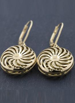 Rügen-Ohrringe Gold