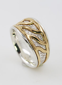 Ring Freya Bicolor