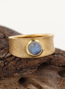 Ring Luna Gold Mondstein