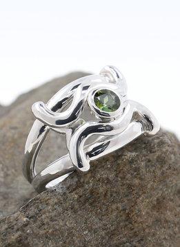 Ring Ariane Silber Peridot