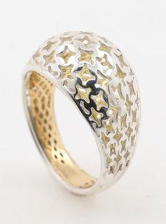 Ring Transparenz Bicolor