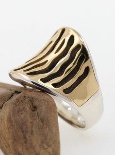 Zebra Ring Bicolor