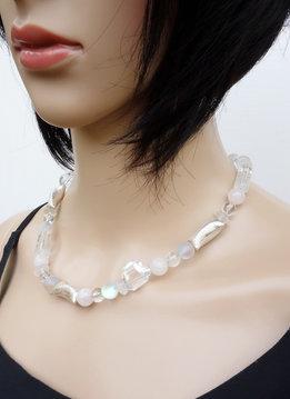 """Halskette """"Schneekönigin"""""""