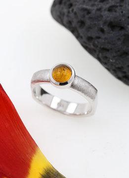 Ring Modern Times Silber Bernstein