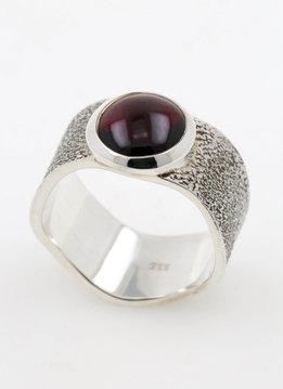 Ring Giulia  Silber Granat