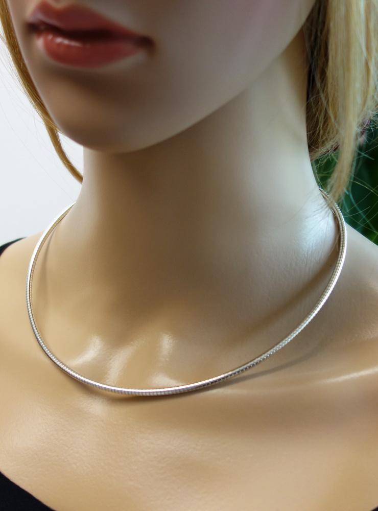 Omega Reif Silber 2,8 mm