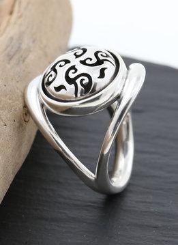 Ring Casablanca Silber