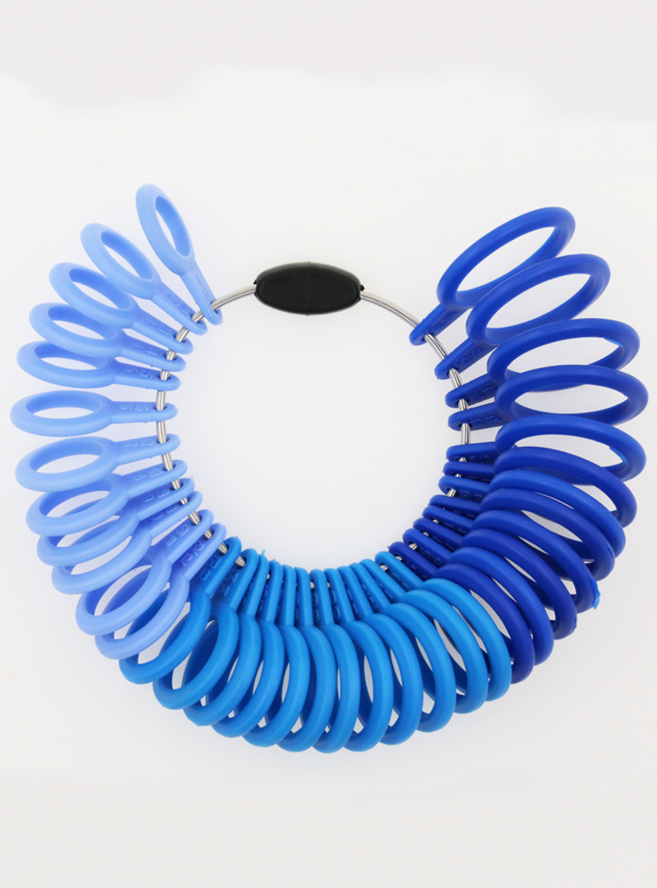 Ringmaß aus Kunststoff
