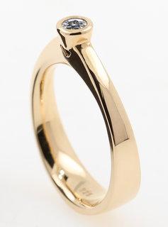 Verlobungsring Judith Gold Diamant