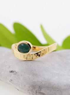 Ring Liane Gold Smaragd